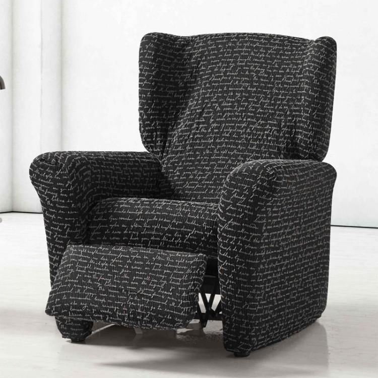 Housse de fauteuil Relax Lettres