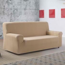 Housse de canapé bi-extensible Z51 beige