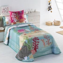 Couvre-lit pour enfants Sirene