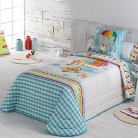 Couvre-lit pour enfants Globus