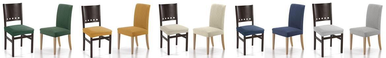 Housse de chaise - housses de chaise avec dossier - Vente en ligne