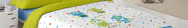 Housses de couette pour enfants - Parures de Lit enfant - linge de lit enfant