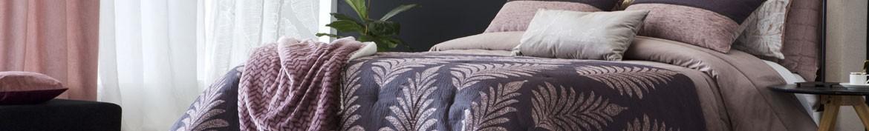 linge de lit - Couvre-lits bouti - Couvre-lits d'été - Couvre-lit à volants