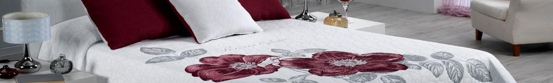 Jacquard quilts - Colch de lit - Couvre-lits réversibles